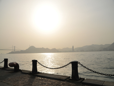 Morning_sun_of_shimonoseki_portc01w