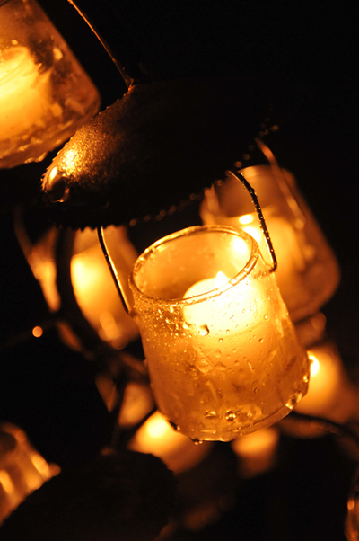 Candlenightb001w