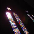 グレース・カテドラル教会のステンドグラス