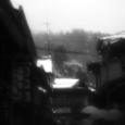 飛騨・古い町並み